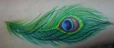 ~Peacock Feather~