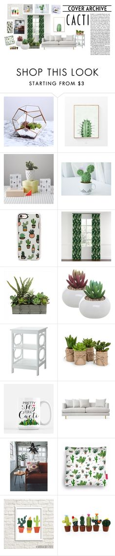 """""""Untitled #83"""" by sakura1987 ❤ liked on Polyvore featuring interior, interiors, interior design, home, home decor, interior decorating, Casetify and Convenience Concepts"""