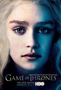 Poster de Juego de Tronos: Tercera Temporada