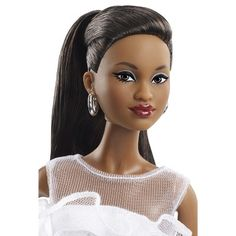 2019 Barbie NUDE *60TH ANNIVERSARY* African American Doll Limited Edition
