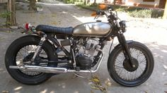 cg today cafe racer - Buscar con Google