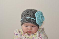 baby+girl+hat+baby+hat+crochet+baby+hat+kids+by+VioletandSassafras,+$18.00