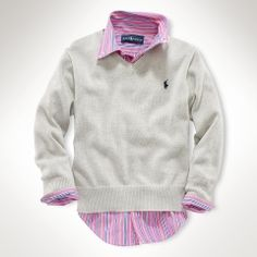 My kid is going to be soo Preppy