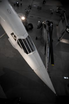 Concorde at the Air & Space Museum at Washington Dulles Airport Winner of Apex Automotive Forum weekly General Photo Competition Concorde, Air Machine, Trains, Private Plane, Commercial Aircraft, Civil Aviation, Aircraft Design, British Airways, Air France