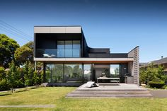 The Corner Residence by Bower Architecture - CAANdesign | Architecture and home design blog