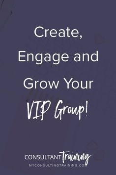How to start and grow your VIP Facebook group for your direct sales business. Why do you need a VIP group? Tips