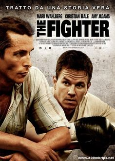 The Fighter from Aria Holsather.  Movies that feature boxing aren't always about the sport. Christian Bale gives a tour de force portrayl in this film about brotherly love.