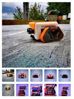 Diy 3d Drucker, Useful 3d Prints, Future Concept Cars, E Ink Display, 3d Templates, Robotics Engineering, 3d Printing Diy, 3d Printer Designs, Diy Robot