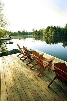 Adirondacks Lake Front Cabin