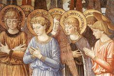 "Benozzo Gozzoli. ""Adoration of the Magi"" 1459."