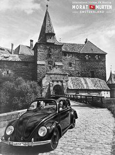 KdF-Wagen 1939 #vw_vintage_morat Volkswagen