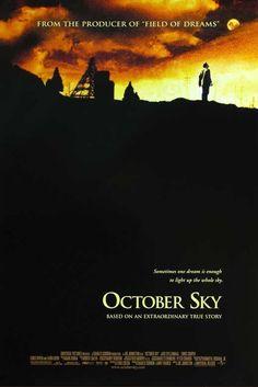 October Sky 11x17 Movie Poster (1999)