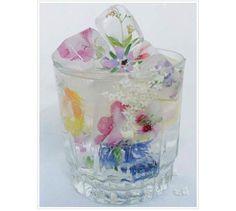 wild flower ice