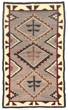 Famous Navajo Rug/Weaving