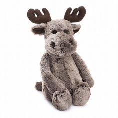 Woodland Babe Moose | Jellycat US