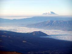 Chimborazo, Ecuador (6310m)