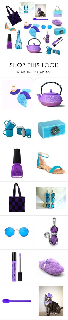 GIFTS under $50 by suninvirgo on Polyvore featuring INC International Concepts, BillyTheTree, Quay, NYX, Old Dutch, Jay Import and Kitchen Craft Colourworks