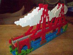 Golden Gate Bridge Bead Model by ~elphieofkiamoko on deviantART