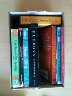 Day 822: A Few Fiction Books