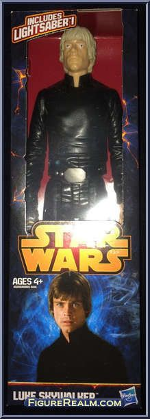 """Luke Skywalker from Star Wars - Titan Heroes - 12"""" Scale manufactured by Hasbro [Front]"""