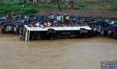 مقتل 36 شخصًا على الأقل في سقوط حافلة بنهر في الهند: قال وزير في حكومة ولاية البنغال الغربية بالهند إن ما لا يقل عن 36 شخصا لقوا حتفهم في…