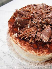 Ich bin dann mal kurz in der Küche: Die LISA Küchenflüsterin über die süßen Seiten des Lebens: Tiramisu Torte