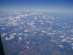4000 méterről a Balaton: