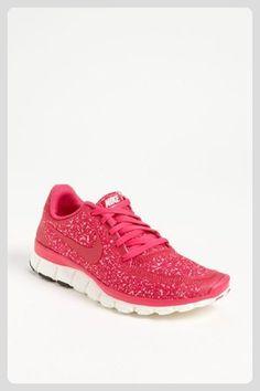 Nike Schuhe Wmns Free 5.0 V4 Damen sail-pink force-sail (511281-101), 35,5, pink - Sneakers für frauen (*Partner-Link)