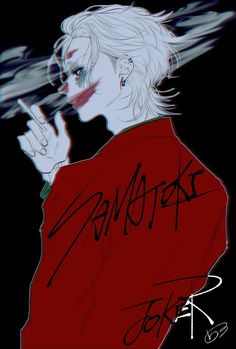 Most up-to-date Free of Charge drawing people guys Thoughts One of the very consistent requests we get from the Sketchbook Skool community is about drawing peop Fanart, Dark Anime Guys, Boy Illustration, Joker Art, D Gray Man, Estilo Anime, Joker And Harley Quinn, Manga Boy, Boy Art