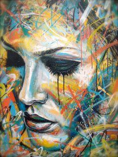 David Walker HD - graffiti