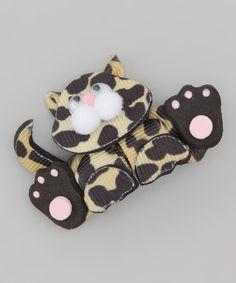 Calico Baby Kitten Clip