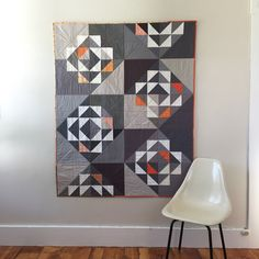 salty oat: quilt studio and fabric shop: do. good stitches: birds in the air quilt