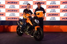 KTM Duke 790 launched in India at Rs Lakhs New Ktm, Bajaj Auto, Ktm Duke, Motorcycle News, Car Finance, Supersport, Fuel Injection, Product Launch, India