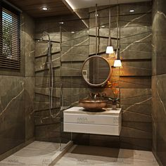 37 ideas for bath room art luxury Washroom Design, Toilet Design, Bath Design, Bar Interior, Bathroom Interior, Washbasin Design, Bedroom Design Inspiration, Toilet Wall, Best Bathroom Designs