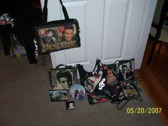 More Elvis purses