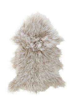 Ellos Home Lammskinn Shannan Shag Rug, Scandinavian, Dandelion, Colours, Texture, Rugs, Home Decor, Baby Room, Mood