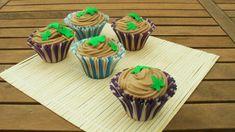 cupcakes alla vaniglia con frosting al caffè
