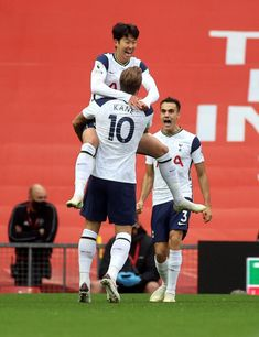 Tottenham Hotspur Football, London Pride, Big Six, White Hart Lane, Harry Kane, North London, Sons, Running, Korea News