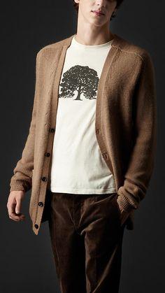 Burberry alpaca wool sweater