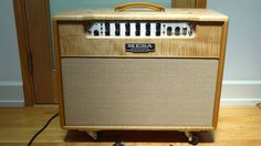 Flame Maple Mesa Boogie Lone Star 1x12 100 50 Watt Guitar Amp Boutique Combo