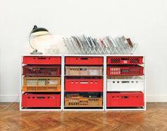 upcycled storage