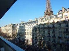 Our street in Paris.