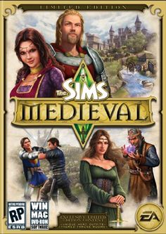The Sims Medieval... I am unashamed that I love this game. I like it better than regular sims because you actually accomplish things. Not to say I still dont love the regular sims 3, but this has won.