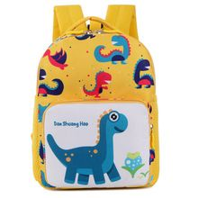 87d2d357f6f8 2018 New Kids Backpacks Cute Cartoon Dinosaur Printed School Bags for  Kindergarten Girls Boys Children Anti-list Bags Toddle Bag