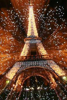 New Years in Paris, France