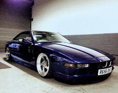 BMW 850i mod