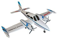 Dynam Grand Cruiser w/ retracts Twin Engine Brushless (RTF)
