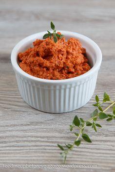 Rezept Pesto Rosso Paprika Walnüsse-1