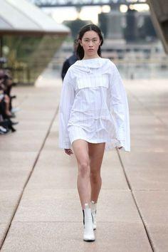 Dion Lee resort 2018 - Vogue Australia