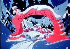 arch for set, i think that we could use this in the beginning so the audience would know where the setting is Grinch Christmas Decorations, Grinch Christmas Party, Grinch Who Stole Christmas, Grinch Party, Christmas Gingerbread, Kids Christmas, Christmas Carol, Christmas Stuff, Christmas 2019
